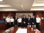 Avanza proceso de ingreso de peras chilenas al mercado chino