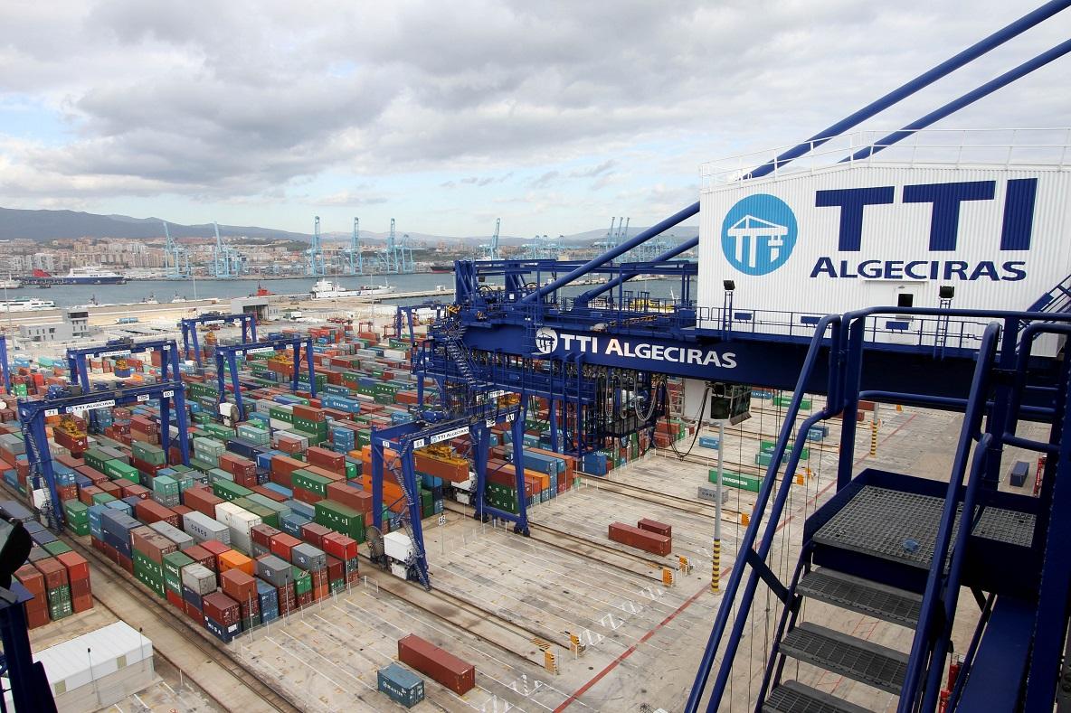 Autoridad Portuaria de Algeciras valora ingreso de CMA CGM a propiedad de TTI