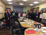 España: Puerto de Bilbao se reúne con representantes internacionales para captar tráfico agroalimentario