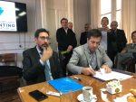 Argentina: Puerto Quequén firma acuerdos de cooperación con Puertos de Rosario y Villa Constitución