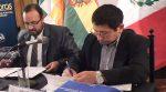 Bolivia y Perú cierran reunión bilateral con acuerdos sobre el Puerto de Ilo