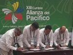 Aduanas de Chile, Colombia, México y Perú suscriben acuerdo para fortalecer sus Programas OEA