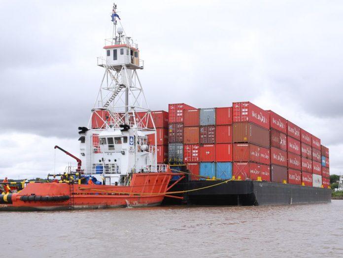 Bolivia apuesta por mover 50% de su carga internacional por la hidrovía Paraguay-Paraná