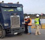 Comité Portuario de Servicios Públicos de San Antonio realiza nueva fiscalización a camiones