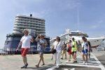 Movimiento de cruceristas en Colombia aumenta 69,62% en junio