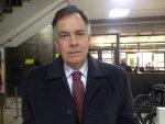 """Raúl Celis: """"Si seguimos en discusiones, no me extrañaría que el crecimiento portuario se defina en otro lugar"""""""