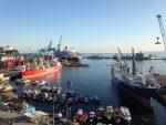 Puerto Valparaíso busca soluciones para hacer rentable construcción del muelle de cruceros