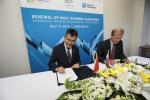 Autoridades portuarias de Singapur y Rotterdam extienden su acuerdo de cooperación