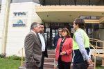"Intendenta ariqueña califica como ""aporte sustantivo"" proyectos que ejecutará TPA"