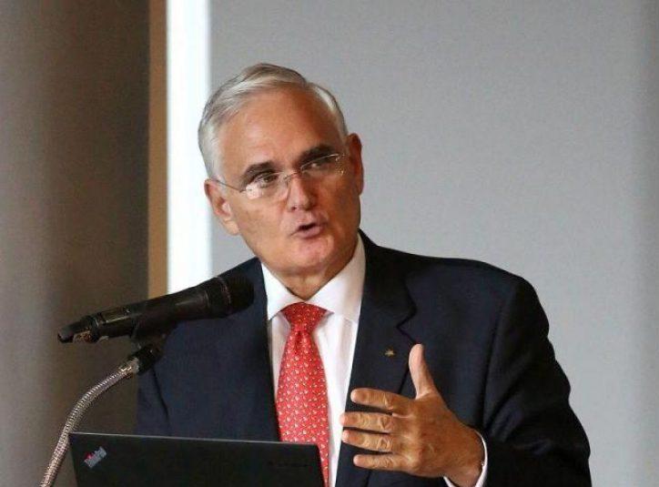 """Jorge Luis Quijano: """"El Canal de Panamá busca estar siempre a la vanguardia"""""""