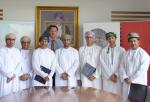 Omán: Firman acuerdo para desarrollar puerto seco en ciudad logística de Khazaen