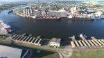 Argentina: Puerto Quequén instala puntos verdes en sus escolleras