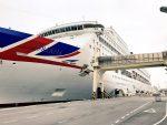 Crucero Oriana abandonará la flota de P&O Cruises en 2019