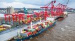 Transporte marítimo de contenedores en el norte de Europa se estanca durante el primer semestre