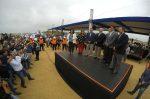 Ecuador: Dan inicio oficial a  las obras de dragado del Puerto de Posorja