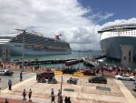 Puerto Rico cierra año fiscal con un flujo de 1,2 millones de cruceristas