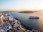 Grecia recibe visita de 4,09 millones de cruceristas durante 2017