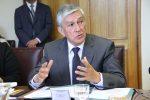 Senador Sandoval pide eliminar referencia a ríos y lagos en proyecto de apertura al cabotaje de personas