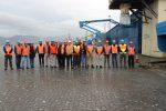 Seremi del Trabajo de Coquimbo se reúne con gerente y dirigentes portuarios de TPC