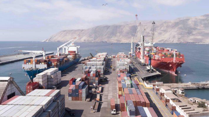 Exportaciones de Tarapacá suben 37,8% en junio
