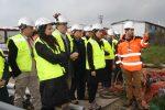 Directorio de Puertos Talcahuano visita instalaciones de SVTI