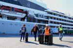 """Región del Bio Bio considera """"vital"""" apertura del cabotaje para reinsertarse en las rutas de cruceros"""
