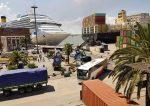Arribos de cruceros a Uruguay caen 6,7% durante temporada 2017/2018