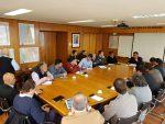 Intendente Martínez lidera mesa de trabajo para mejorar la logística portuaria de la Región de Valparaíso
