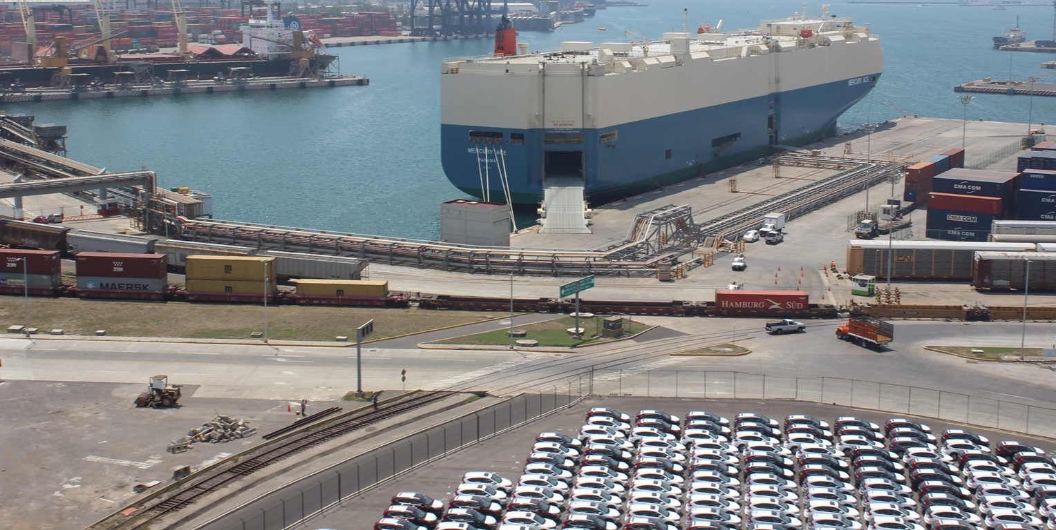 México: Transporte marítimo de vehículos se incrementa en 17,6% durante el tercer trimestre