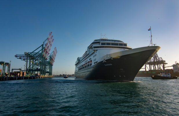 Puerto San Antonio expondrá sobre su experiencia en seminario de cruceros en Uruguay