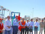 Perú: Presidente Vizcarra inaugura obras en el Puerto de Paita