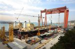 Astilleros surcoreanos registran la mayor cantidad de pedidos en el mundo durante el primer semestre