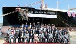 MOL inicia servicios para Uniper con entrega de nuevo buque transportador de GNL