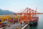 Corea del Sur: HMM bate su récord de carga en el puerto de Busan