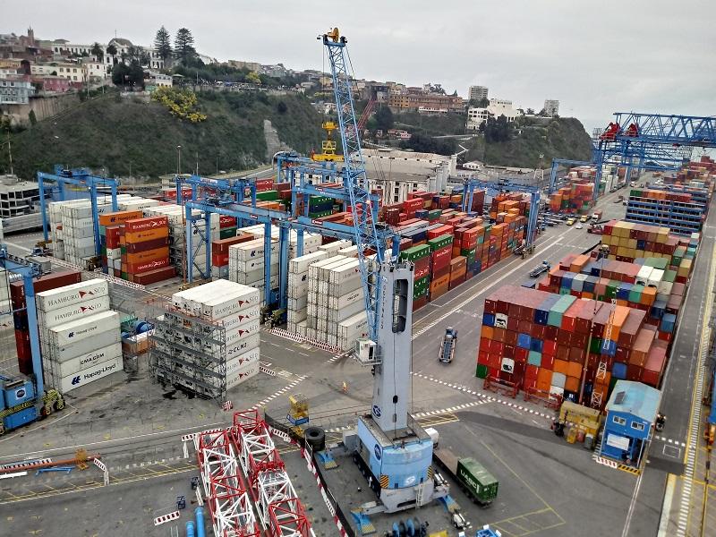 Región de Valparaíso alcanza USD 542 millones en exportaciones durante septiembre