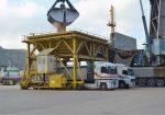 España: Puerto de Cartagena transfiere 3.2 millones de toneladas de graneles sólidos en el primer semestre