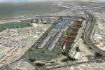 Estados Unidos: Construcción de centro logístico en Puerto de Oakland se iniciará en octubre