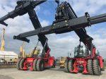 Australia: Kalmar gana pedido para dotar de equipos a ACFS Port Logistics