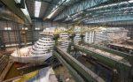 AIDAnova celebrará su botadura en astillero Meyer Werft el 21 de agosto