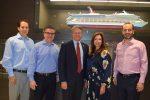 Puerto Cañaveral aprueba nuevo acuerdo operativo con Carnival Cruise Line