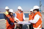 Presidente de CPM presenta proyectos de la compañía a Ministro Felipe Ward