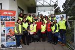 Puertos de Talcahuano celebra a dirigentes vecinales con un recorrido por las instalaciones portuarias