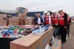 Aduanas concreta la mayor incautación de cigarrillos del país en el Puerto de Iquique