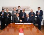 Fincantieri firma acuerdo para extender su cooperación con CSSC