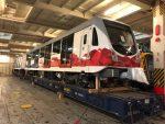 Puerto operado por Agunsa  en Ecuador recibirá nuevos trenes del Metro de Quito
