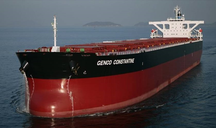 Genco añade a su flota dos buques graneleros Capesize