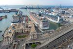 """MSC Cruises sugiere arribar con """"más antelación"""" al Puerto de Génova tras caída del puente Morandi"""