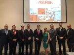 Agunsa congrega a actores logísticos y agregados comerciales centroamericanos en Panamá