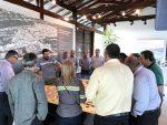 Brasil: Asociación de Terminales Portuarios Privados se reúne por primera vez en el Puerto de Açu
