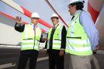 Ministro de Hacienda confirma que interconexión de Sicex con Surlog comenzará en Puerto Lirquén